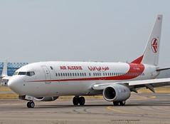 B737-800_AirAlgerie_7T-VKN (Ragnarok31) Tags: boeing b737 b738 b738wl b737800 b737800wl air algerie algérie 7tvkn