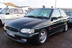 N827 CYB (Nivek.Old.Gold) Tags: 1996 ford escort rs2000 16v aca
