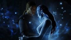The Undead Love (Jillian-613) Tags: skyrim tes games screenshot elves elf altmer fantasy vampire