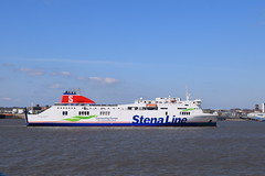Liverpool (DarloRich2009) Tags: msstenamersey stenamersey stenaline mersey merseyside rivermersey liverpool cityofliverpool