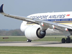 Singapore Airlines Airbus A350-941 9V-SMQ (josh83680) Tags: manchesterairport manchester airport man egcc 9vsmq airbus airbusa350941 a350941 airbusa350900 a350900 singaporeairlines singapore airlines