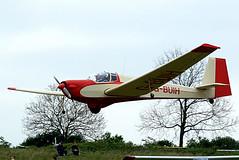 G-BUIH   Slingsby T.61F Venture [1876] Popham~G 05/05/2007 (raybarber2) Tags: 1876 airportdata cn1876 eghp filed flickr gbuih motorglider planebase raybarber single ukcivil