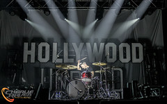 Hollywood Undead (charlie raven) Tags: 2019 american april band bournemouth charlieraven concert guitar hollywoodundead live metal music o2academy performing rap raprock rock tour uk drums drummer hollywood undead