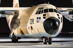 Lockheed KC-130H Hercules Royal Moroccan Air Force CN-AOR (Clément W.) Tags: lockheed kc130h hercules royal air force cnaor lfpo ory morocco
