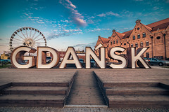 Gdansk (Vagelis Pikoulas) Tags: poland europe city cityscape urban landscape canon 6d tokina 1628mm view april spring 2019 travel holidays