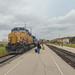 20170816 01 Amtrak @ Ottumwa, Iowa