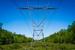 High Voltage Power Lines (J McCallister) Tags: highvoltage powerlines