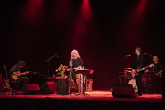 Cowboy Junkies at Turner Hall, Milwaukee 4/12/19 (mobybick2) Tags: turnerhall venues singersongwriter musicgenres artistsandbands cowboyjunkies wisconsin places milwaukee year 2019 margottimmins