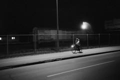 ** (Koprek) Tags: leica m5 streetphotography ilfordhp5 nightlight streetlight stphotographia