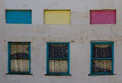three flavors (booksin) Tags: architecture architektur architettura arquitectura building buildings geometry geometria géométrie geometrie geometría geometric silvercitynewmexico booksin copyright2019booksinallrightsreserved