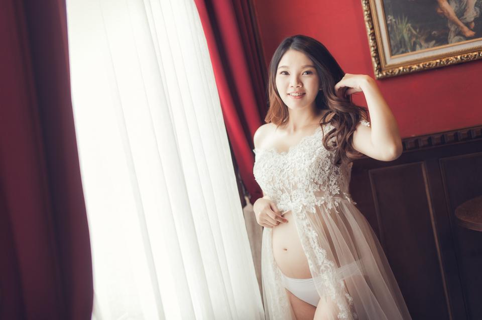 台南孕婦寫真 值得留下的美麗身影 YR 014