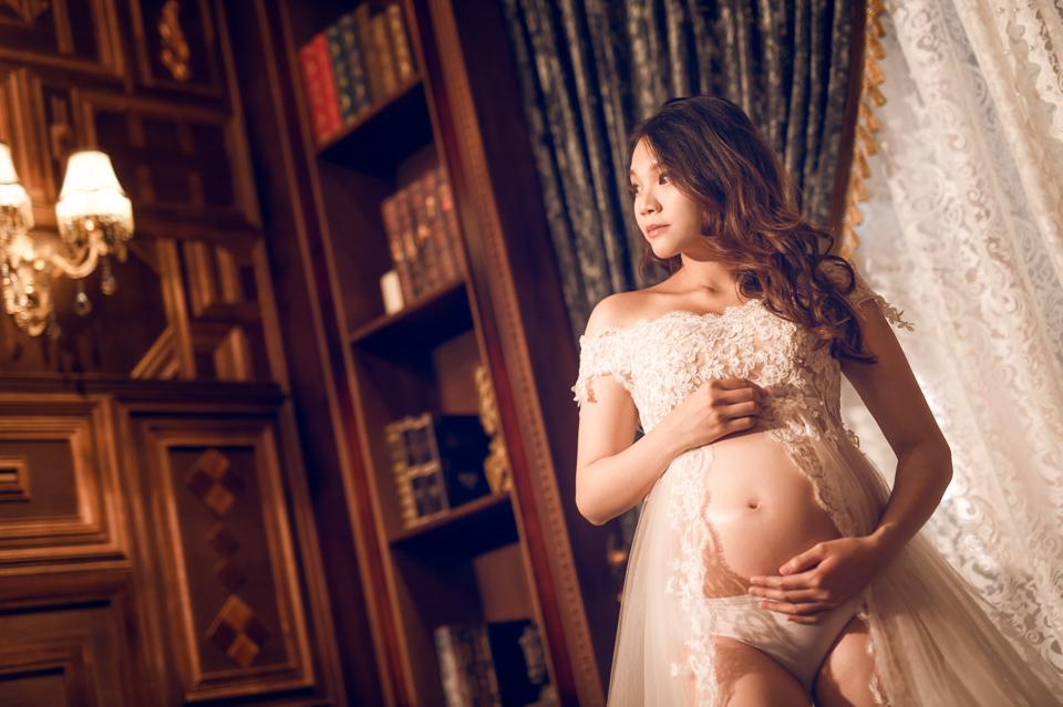台南孕婦寫真 值得留下的美麗身影 YR 011