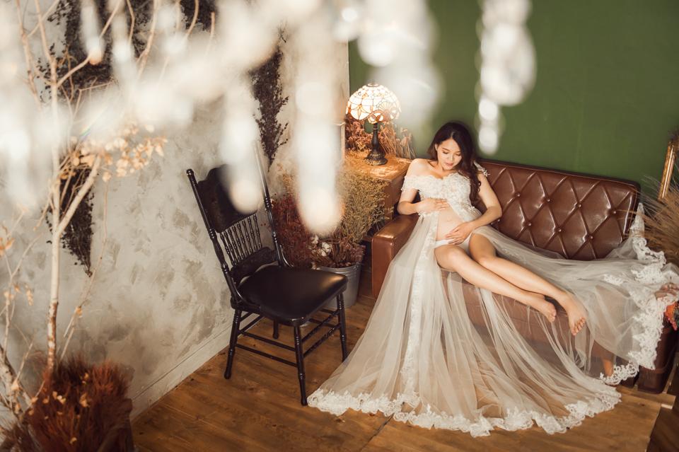 台南孕婦寫真 值得留下的美麗身影 YR 007