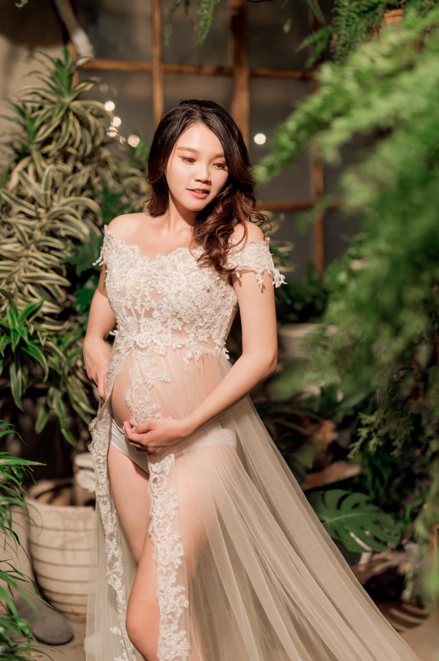 台南孕婦寫真 值得留下的美麗身影 YR 002