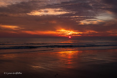 Sunset at Camber Sands D85_8120.jpg (Mobile Lynn) Tags: water eveninglight sunset beach landscape coast ocean waves landscapephotography outdoorphotography eastsussex england unitedkingdom