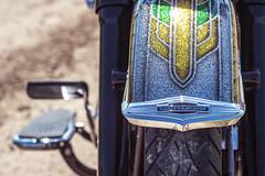 """Deathfield Choppers """"El Karlos"""" (2018) (THE PIXELEYE // Dirk Behlau) Tags: deathfieldchoppers dirkbehlau custombike metal flake motorcycle custombikes"""