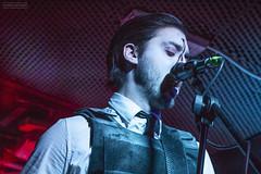 The Silverblack live - Ivan King (PurpleTita) Tags: live livemusic music metal industrialmetal gothic black dark musica concerto milano ivanking