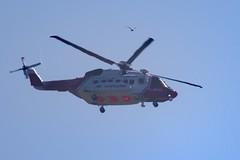 Coastguard helicopter (scilly puffin) Tags: helicopter coastguard canon7dmk2 sigma150600
