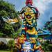2019 - Koh Samui - Nathon Town Hainan Temple - 4 of 5