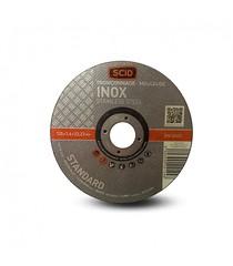 DISQUE TRONC INOX DIAM 125x1.6  SCID (Materiaux Bc) Tags: materiaux construction france alsace mulhouse chantier coupe inox disque coffreur maçon scid tronçonner métaux bâtiments