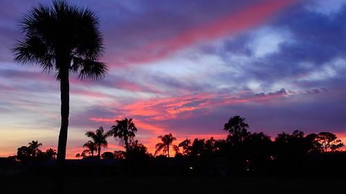 Valentine's Day Sunset