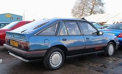 E901 ETF (Nivek.Old.Gold) Tags: 1987 vauxhall cavalier sri 130 5door 1998cc aca