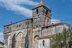 01-Eglise de Léguillac (Alain COSTE) Tags: léguillacdecercles dordogne france eglise périgordvert