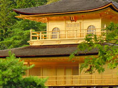 Kinkakuji Golden Pavilion balconies detail of Japanese architecture in Kyoto (German Vogel) Tags: culturalheritage unescoworldheritagesite japanesearchitecture japaneseculture architecture golden gold zenbuddhism buddhisttemple buddhism asia travel tourism traveldestinations touristattractions famousplace japan eastasia kyoto goldenpavilion kinkakuji kinkakujitemple
