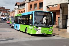 Ipswich Buses ADL Enviro 200 82 YX63LGF (Mark Bowerbank) Tags: ipswich buses adl enviro 200 82 yx63lgf