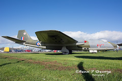 CANBERRA-PR7-(WH792)-WH791-9-3-19-NEWARK-AIR-MUSEUM-(2) (Benn P George Photography) Tags: winthorpe newarkairmuseum 9319 bennpgeorgephotography proserved canberra pr7 wh792wh791 meteor t7 vz634 f4m fgr2 xv490 buccanner s2b xx899 royalairforce nikon nikond7100 nikon18105vr