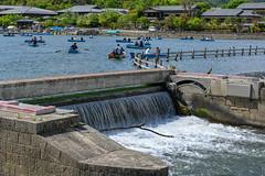 Arashiyama (嵐山) (Hideki-I) Tags: nikon z7 2470 water river nature boat kyoto japan arashiyama 京都 日本 嵐山