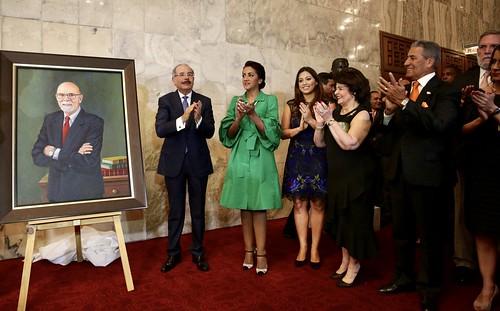 """Bajo lema """"La lectura es conocimiento"""", Danilo Medina encabeza apertura Feria Internacional del Libro Santo Domingo 2019"""