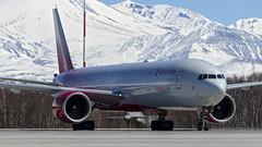 Rossiya Airlines Boeing 777-31H(ER) EI-GES (Zhuravlev Nikita) Tags: boeing 777 uhpp kamchatka elizovo rossiya