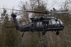 U.S. Army MH-60M 10-20246 (Josh Kaiser) Tags: 20246 1020246 160thsoar armycopter20246 blackhawk ftlewis grayaaf h60 jblm mh60 mh60m usarmy uh60 uh60m nightstalkers nsdq 160th black helicopter army aviation military avgeek specops specialoperations