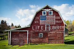 Latah, Washington (Alex Richburg) Tags: barn washington leica m10p summilux 50mm m america