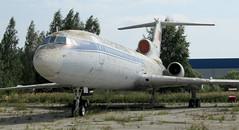 Tu-154 | CCCP-85011 | Ygr | 20110816 (Wally.H) Tags: tupolev tu154 tupolev154 cccp85011 aeroflot yegoryevsk aviation college