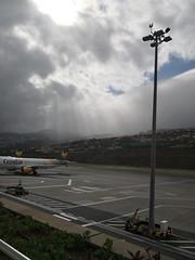 Funchal Madeira Airport (jimcnb) Tags: geo:lat=3269365301 geo:lon=1677570262 geotagged santoantóniodaserra madeira portugal 2019 april