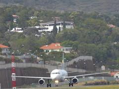 Airbus A320-232 - LY-VEQ (jimcnb) Tags: flugzeugaircraftairplane flugib flugjb geo:lat=3269365301 geo:lon=1677570262 geotagged santoantóniodaserra madeira portugal 2019 april
