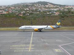 Airbus A321-211 - D-AIAC (jimcnb) Tags: flugzeugaircraftairplane geo:lat=3269365301 geo:lon=1677570262 geotagged santoantóniodaserra madeira portugal 2019 april