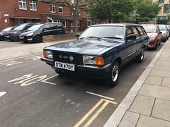 Ford Cortina 2.0 GL (VAGDave) Tags: ford cortina 20 gl 1982