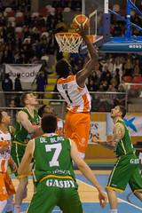 Leyma Coruña vs Levitec Huesca (Foto BC) (1) (Baloncesto FEB) Tags: leboro riazor basquetcoruña leymacoruña
