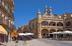Ayuntamiento de Ciudad Rodrigo (Salamanca) (Miguelanxo57) Tags: ayuntamiento casaconsistorial renacimiento plateresco plazamayor arquitectura ciudadrodrigo salamanca castillayleón