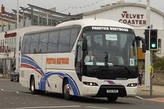 Prentice Westwood, West Calder (SS) - FSU 309 (YSV 772, MF11 LVP) (peco59) Tags: fsu309 ysv772 mf11lvp neoplan auwerter n2216 n2216shd psv pcv prenticewestwood coaches coach citycirclecoaches citycirclebonnyrigg citycirclehayes citycirclelondon photo