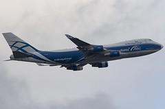 VP-BIG / Boeing 747-46NERF / 35420/1395 / AirBridgeCargo Airlines (A.J. Carroll (Thanks for 1 million views!)) Tags: vpbig boeing 74746nerf 747400erf 747400 747 744 74f 354201395 cf680c2b5f airbridgecargoairlines jpcg 4240b6 london heathrow lhr egll 27l