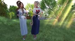 Sailor Moon meets her western sister (nicandralaval1) Tags: una monso ayashi hair belleevent purepoison rabbitmoon ~rm~ 7deadlys{k}ins dubaievent luas sintiklia freebies gift maitreya lelutka kannonji manga sailormoon salacity