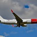 Norwegian Air Shuttle LN-NGQ Boeing 737-8JP Winglets cn/39027-4729 @ LFPO / ORY 05-04-2015