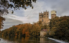 Durham Cathedral (joyhhs) Tags: 2016 autumn cathedral durham october river canon on1 photography