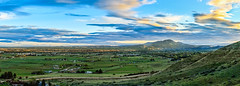 The Spring View Of Emmett Valley (http://fineartamerica.com/profiles/robert-bales.ht) Tags: forupload gemcounty haybales idaho landscape people photo places projects states spring mountain emmett sweet sunrise squawbutte farm rollinghills scenic idahophotography treasurevalley clouds emmettvalley emmettphotography trees sceniclandscapephotography thebutte canonshooter beautiful sensational awesome magnificent peaceful surreal sublime magical spiritual inspiring inspirational wow stupendous robertbales town butte valley highway16 pano panoramic