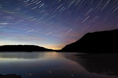 Colourful (joyhhs) Tags: 2017 astrophotography lakedistrict may startrail uk canon star trail stars photography astro samyang wide angle long exposure on1