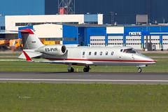 A56A2083@L6 (Logan-26) Tags: learjet 60 espvr msn 60328 panaviatic tallinn lennart meri airport tlleetn estonia aleksandrs čubikins
